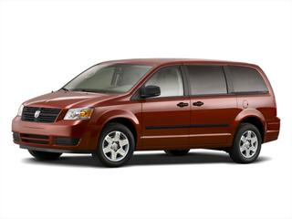 2009 Dodge Grand Caravan C/V