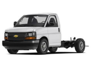 2020 Chevrolet Express Commercial Cutaway