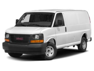 GMC Savana Cargo Van